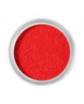Barwnik pyłkowy MATOWY Fractal WIŚNIOWA CZERWIEŃ