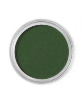 Barwnik pyłkowy MATOWY Fractal ZIELEŃ CIEMNA