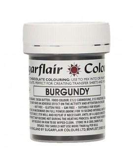 Barwnik do czekolady Sugarflair BURGUND