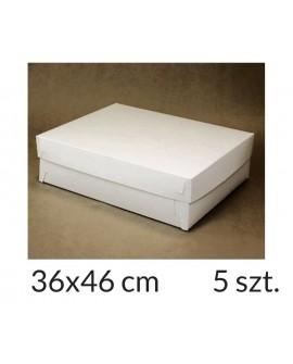 """Opakowanie na tort """"Książka"""" 36x46 cm 5 szt."""