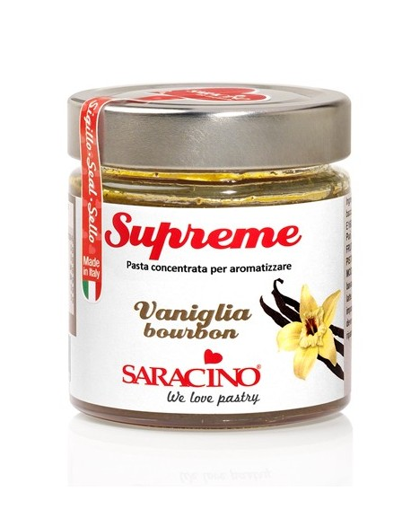 Aromat Pasta Saracino WANILIOWA Wanilia Burbon 200 g