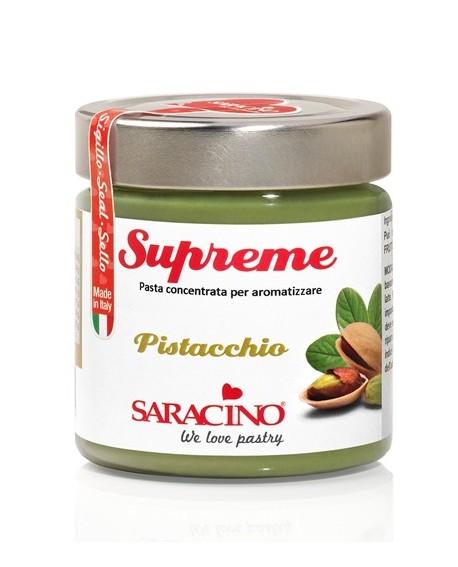 Aromat Pasta PISTACJOWA Saracino 100% Pistacja 200 g