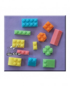 Forma silikonowa AM KLOCKI LEGO