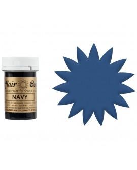 Barwnik Pasta Sugarflair GRANATOWY Navy Blue