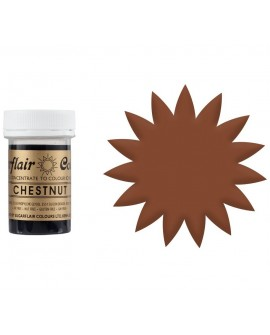Barwnik Pasta Sugarflair ORZECHOWY Chestnut