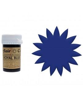 Barwnik Pasta Sugarflair NIEBIESKI KRÓLEWSKI Royal Blue