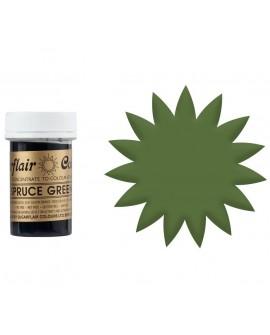 Barwnik Pasta Sugarflair ZIELEŃ ŚWIERKU Spruce Green