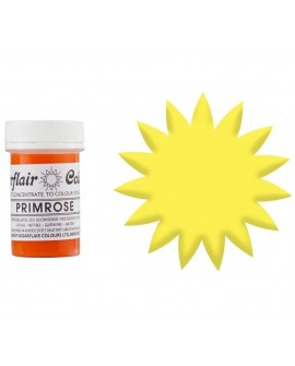 Barwnik Pasta Sugarflair PRYMULKA Primrose