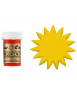 Barwnik Pasta Sugarflair ŻÓŁTKO JAJA Egg Yellow