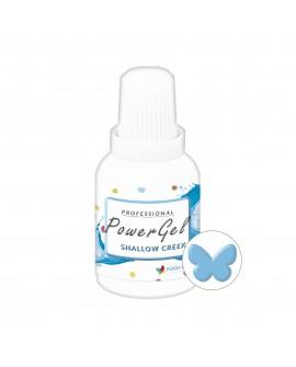 Barwnik Power Gel 20g Shallow BŁĘKITNY