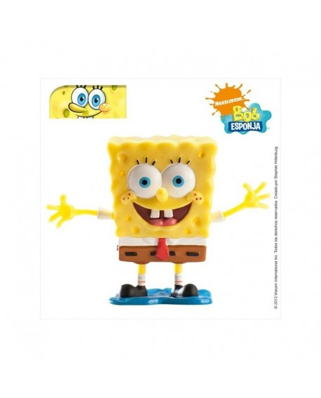 Figurka na tort DeKora Sponge Bob