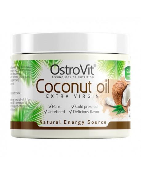 Olej kokosowy nierafinowany 400g Coconut Oil Extra Virgin