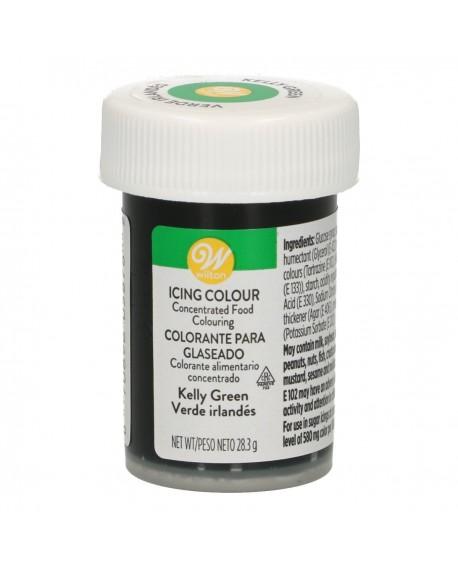 Barwnik w żelu Wilton Kelly Green CIEMNA ZIELEŃ