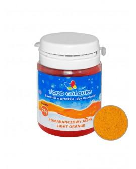 Barwnik w proszku POMARAŃCZOWY 25 g Food Colours