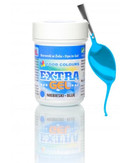 Barwnik EKSTRA NIEBIESKI Food Colours
