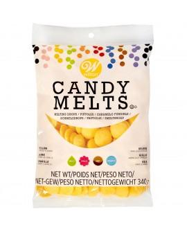 Dropsy czekoladowe Wilton Candy Melts ŻÓŁTE