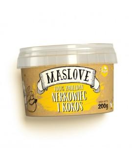 Pasta Maslove NERKOWIEC KOKOS 100% 200 g
