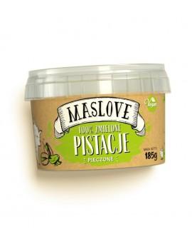 Pasta Maslove PISTACJOWA 100% Pistacje 185 g
