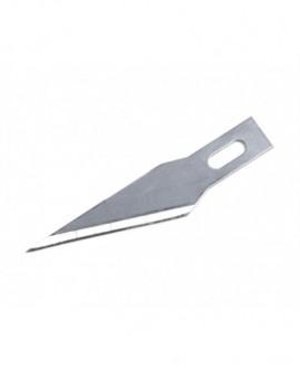 Zapasowe ostrza do nożyka dekoratorskiego 5 szt Zapas ostrzy Nożyk