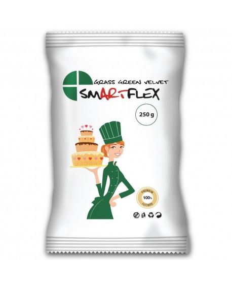 Masa cukrowa Smartflex ZIELEŃ TRAWY 0,25 kg