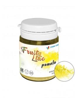Barwnik naturalny Fruity POMELO 20g