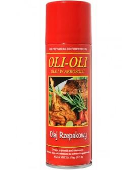 Olej w sprayu Oli-Oli 170g do spryskiwania Spray