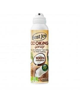 Olej kokosowy w sprayu Best Joy 250ml do spryskiwania Spray