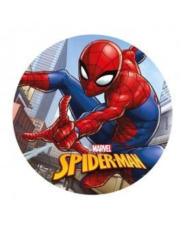 Opłatek na tort Spiderman 20 cm