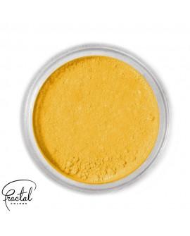 Barwnik pyłkowy MATOWY Fractal Ocher OCHRA