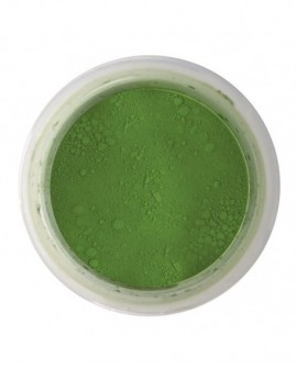Barwnik pyłkowy 5g MATOWY ZIELEŃ LIŚCIA CS Leaf Green