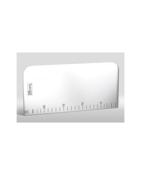 Skrobka dorosiowa TWARDA 25 cm