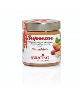 Aromat Pasta ORZECHY ZIEMNE Saracino 200 g Arachidowe