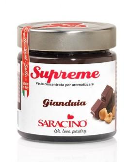 Aromat Pasta CZEKOLADA & ORZECHY Saracino 200 g Gianduia