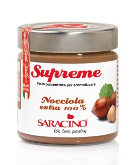 Aromat Pasta ORZECHY LASKOWE 100% Saracino 200 g