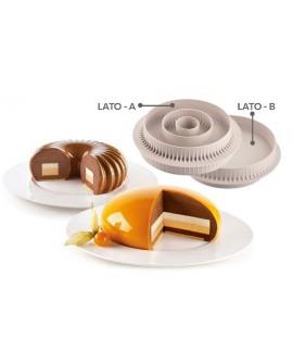 Forma do wkładów do deserów/ ciast Silikomart