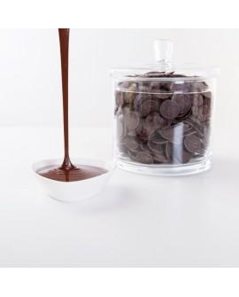 Dropsy czekoladowe Arabesque CZEKOLADA CIEMNA 72 1kg