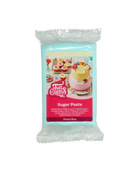 Masa cukrowa Fun Cakes PASTELOWA NIEBIESKA 250 g
