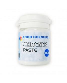 """Barwnik biały """"wybielacz"""" do masy, kremu, polewy FC 100g"""