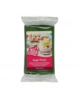 Masa cukrowa Fun Cakes ZIELEŃ LASU 250 g Forest Green