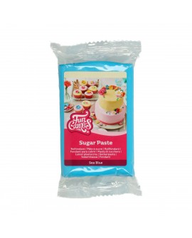 Masa cukrowa Fun Cakes BŁĘKIT OCEANU 250 g Sea Blue