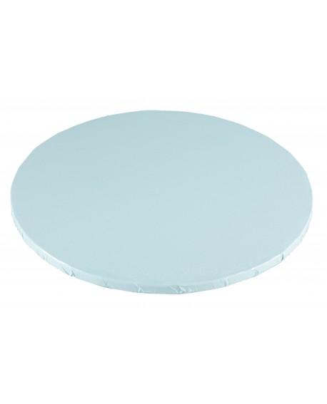 Podkład pod tort PC BLADY BŁĘKIT SZTYWNY 25 cm